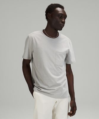 Chest Pocket Relaxed Fit T