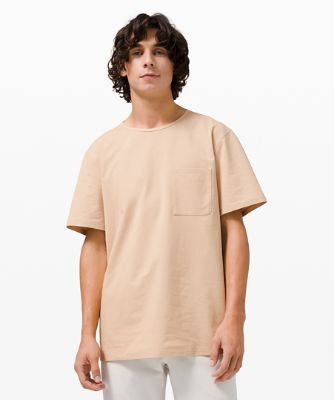 Chest Pocket Relaxed Fit Tee