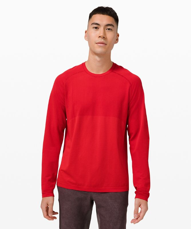 Metal Vent Tech Long Sleeve 2.0  *New Year Special Edition