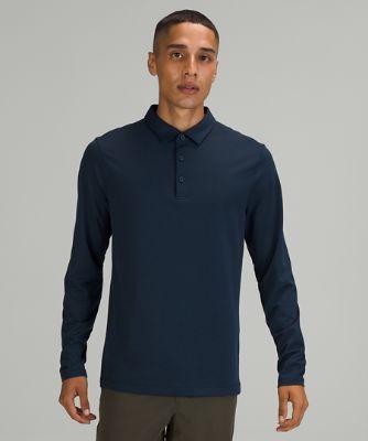 Polo à manches longues Evolution