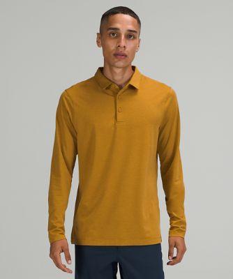 Evolution Long Sleeve Polo Shirt
