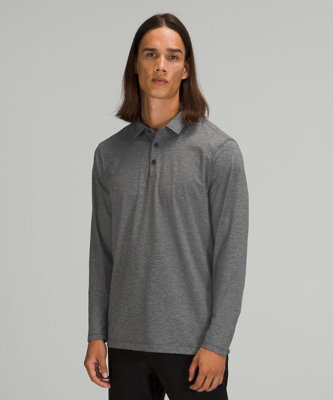 Evolution Long Sleeve Polo