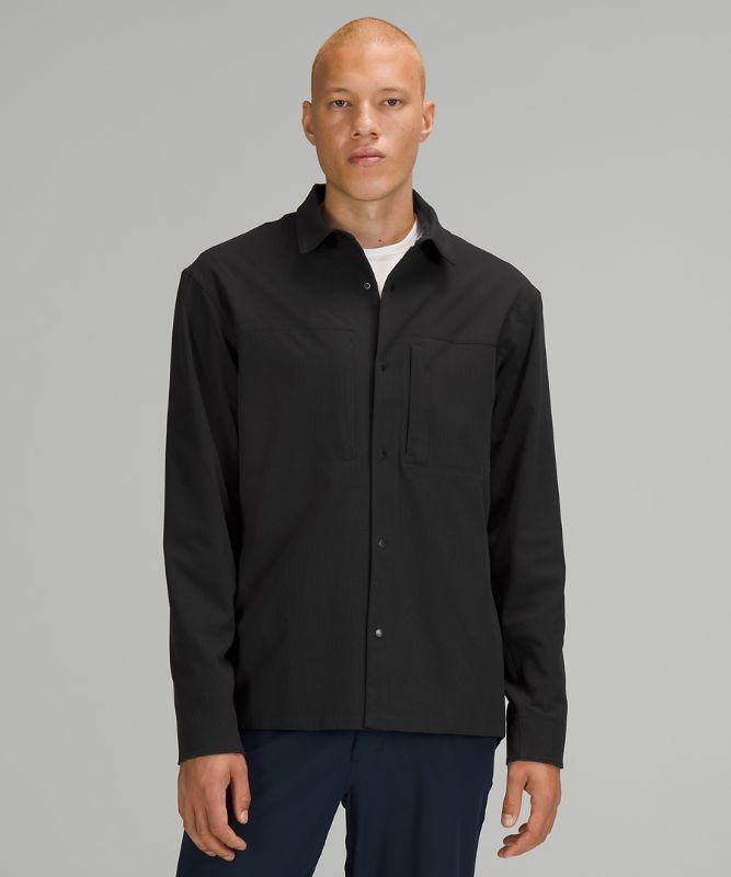 Reversible Shirt Jacket