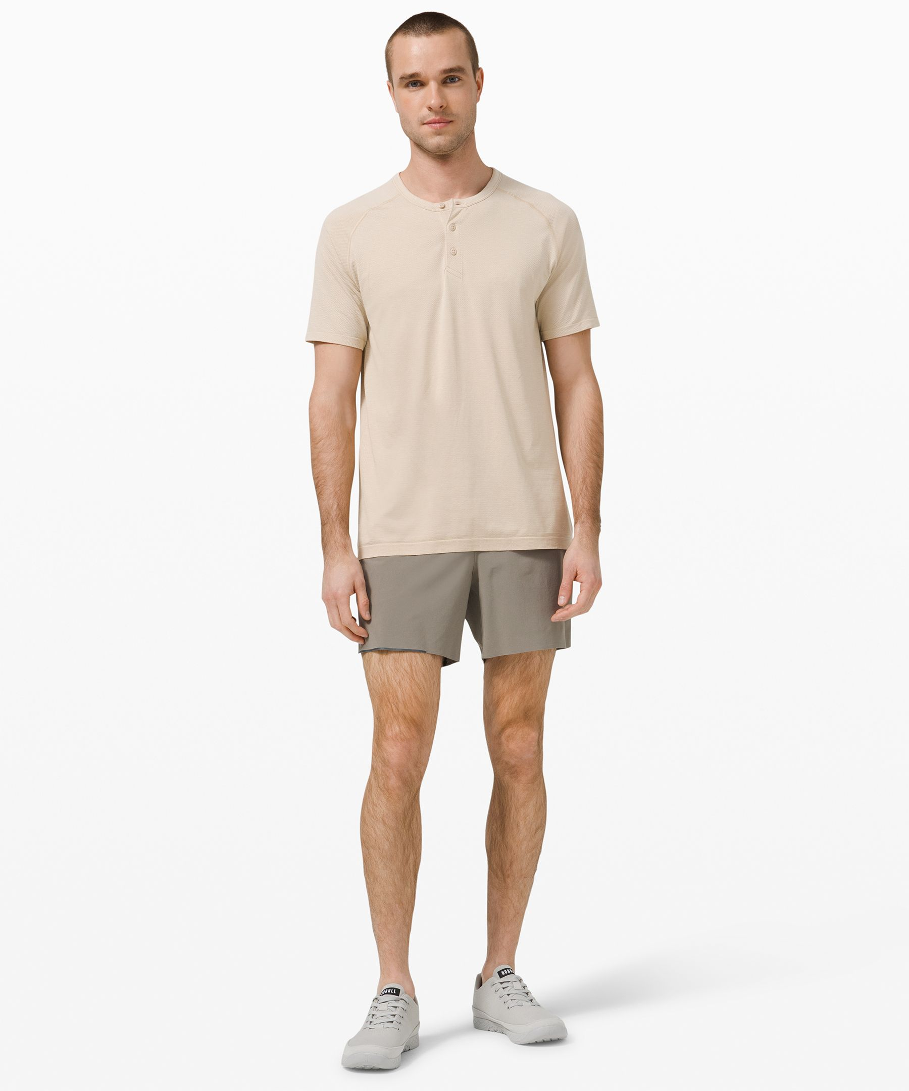 Metal Vent Tech Henley Short Sleeve 2.0