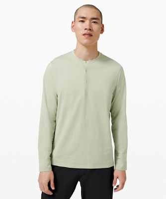 The Fundamental Long Sleeve Henley