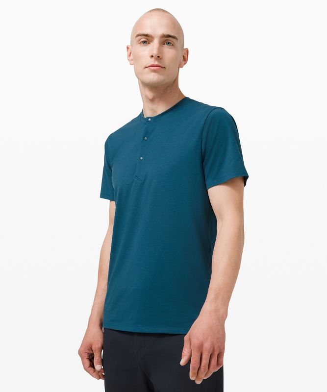 The Fundamental Short Sleeve Henley