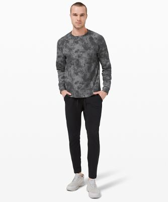 Manches longues col rond City Sweat