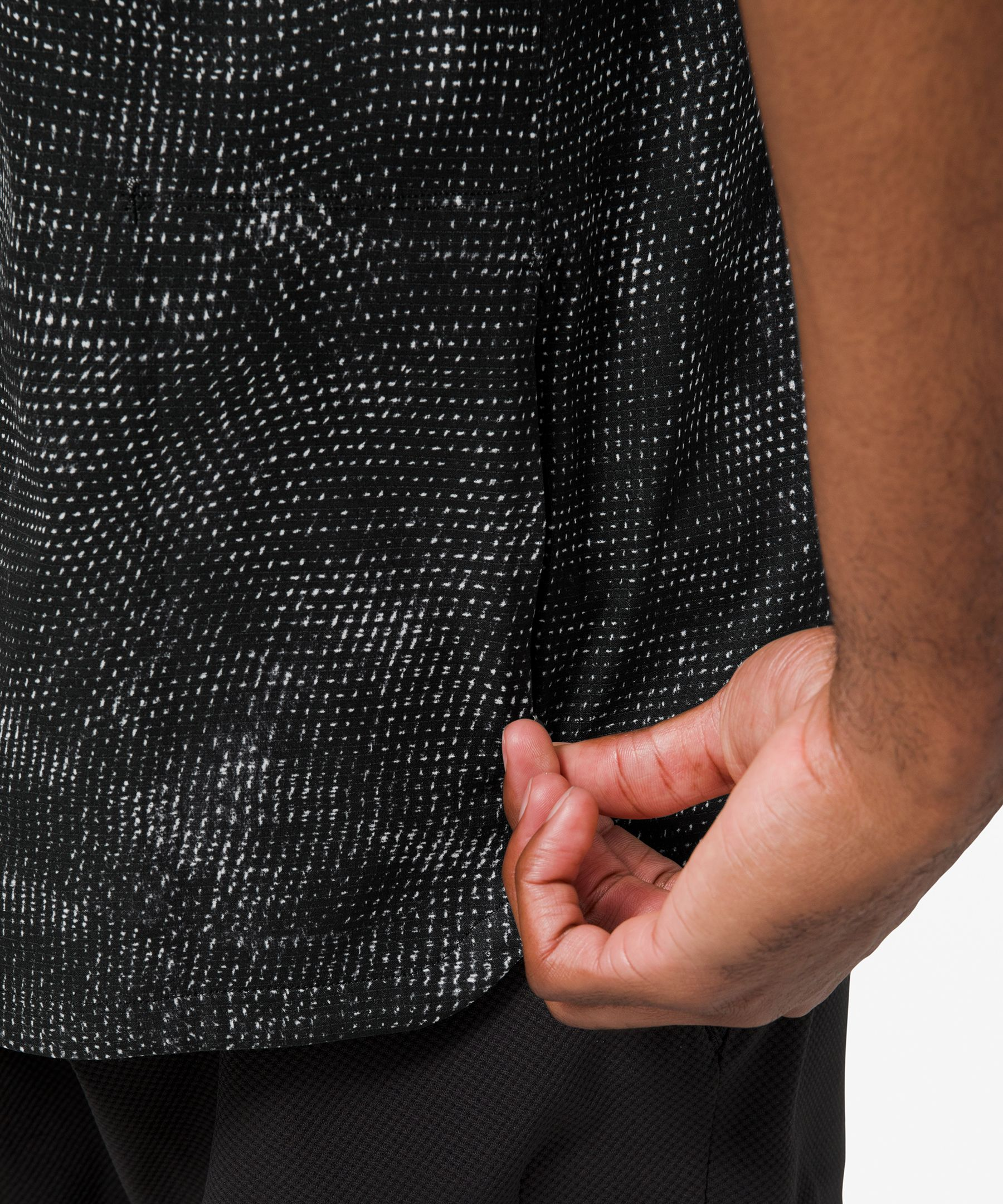 Chemise à col montant AiringEasy