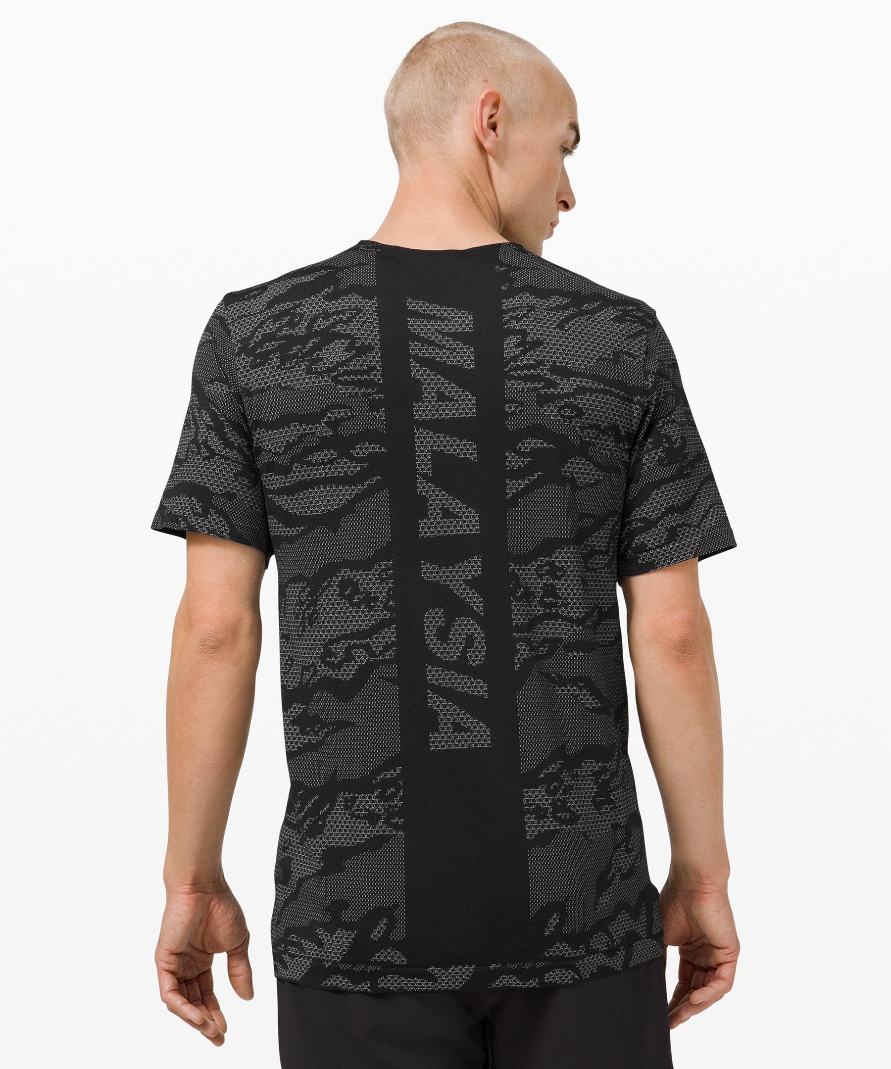 Metal Vent Breathe Short Sleeve *Malaysia