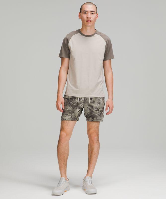 The Fundamental Raglan Short Sleeve