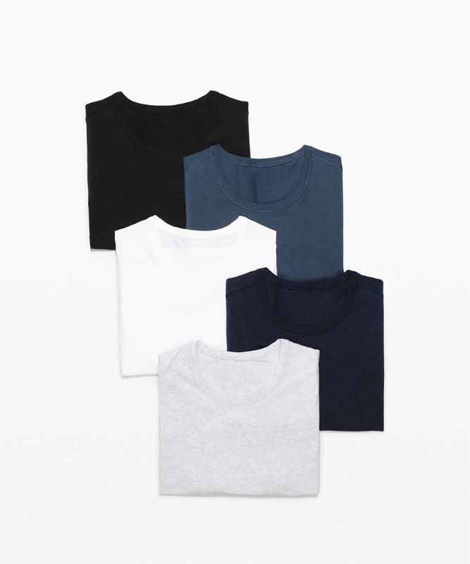 5 Year Basic Tee *5 Pack Online Only