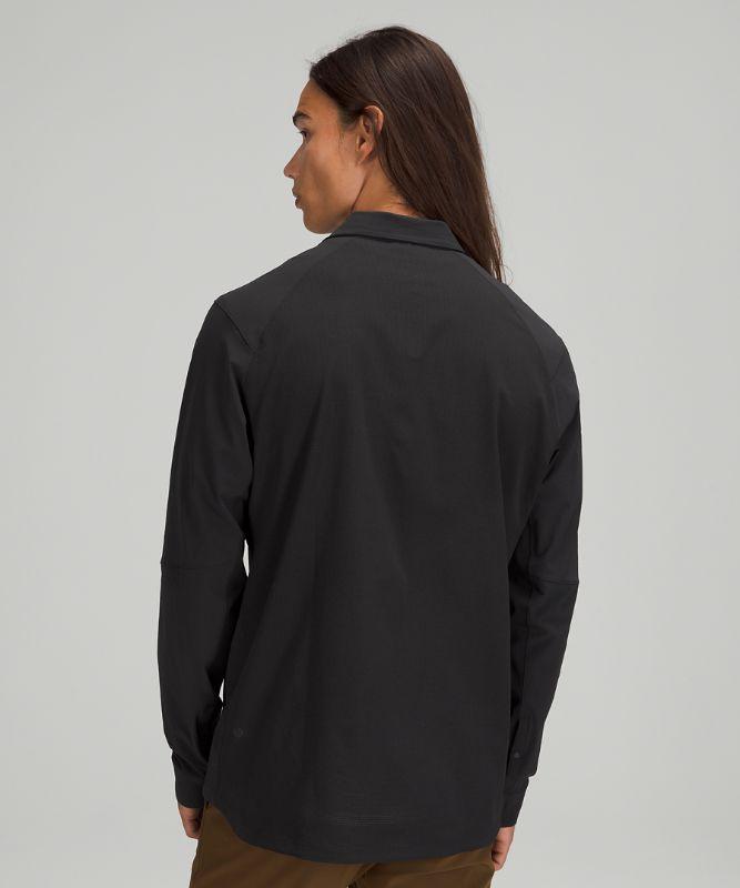 Double Pocket LS Overshirt