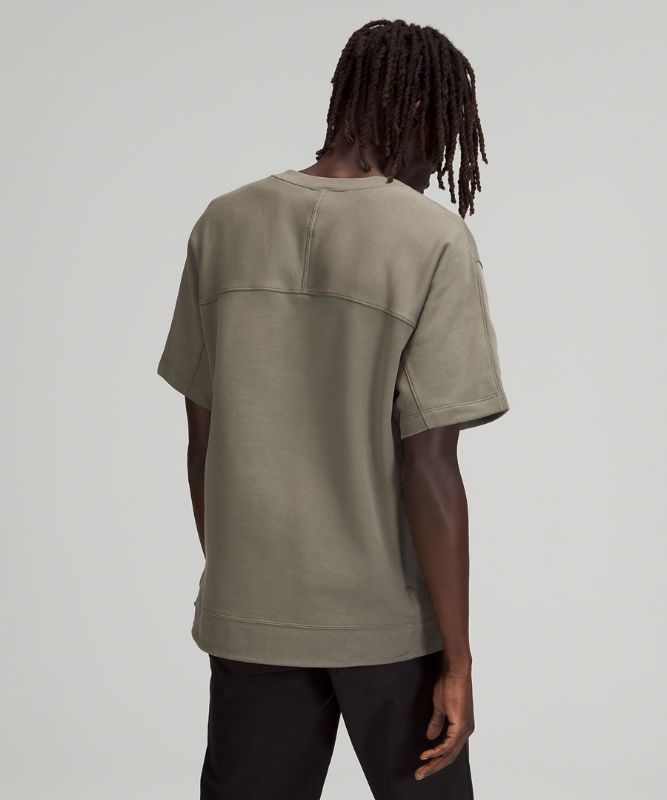 French Terry Oversized Crew