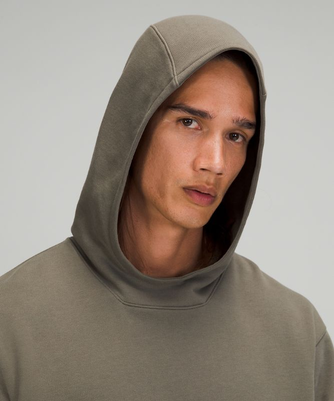 French Terry Oversized Hoodie