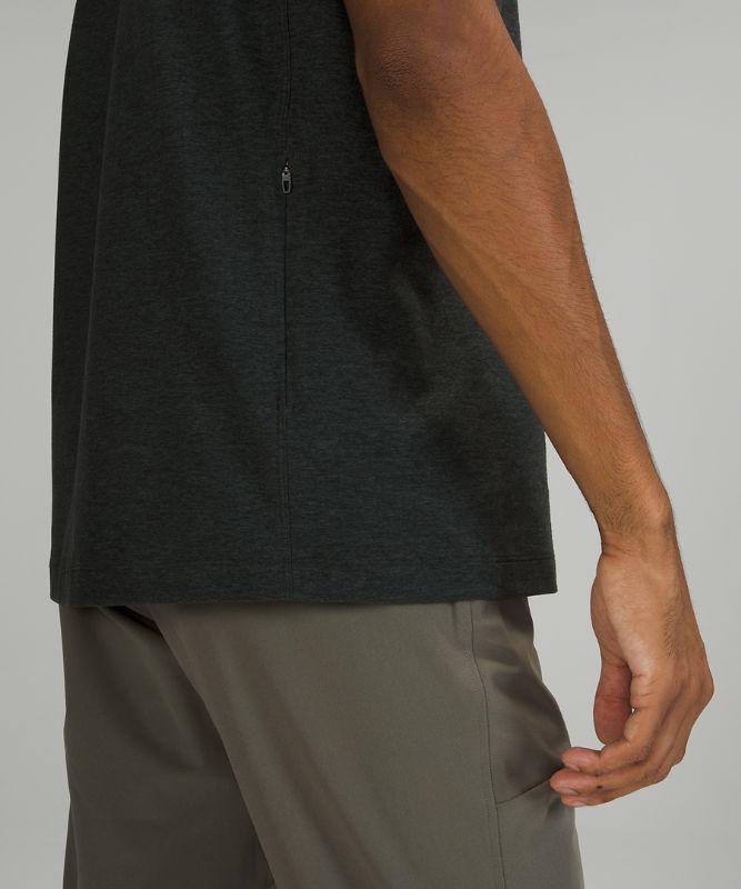 Rulu™ Mock Neck Short Sleeve