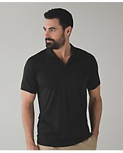 Metal Vent Tech Polo DCO/BLK XXL