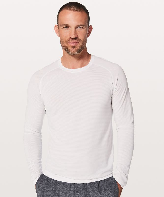 Metal Vent Tech Long Sleeve