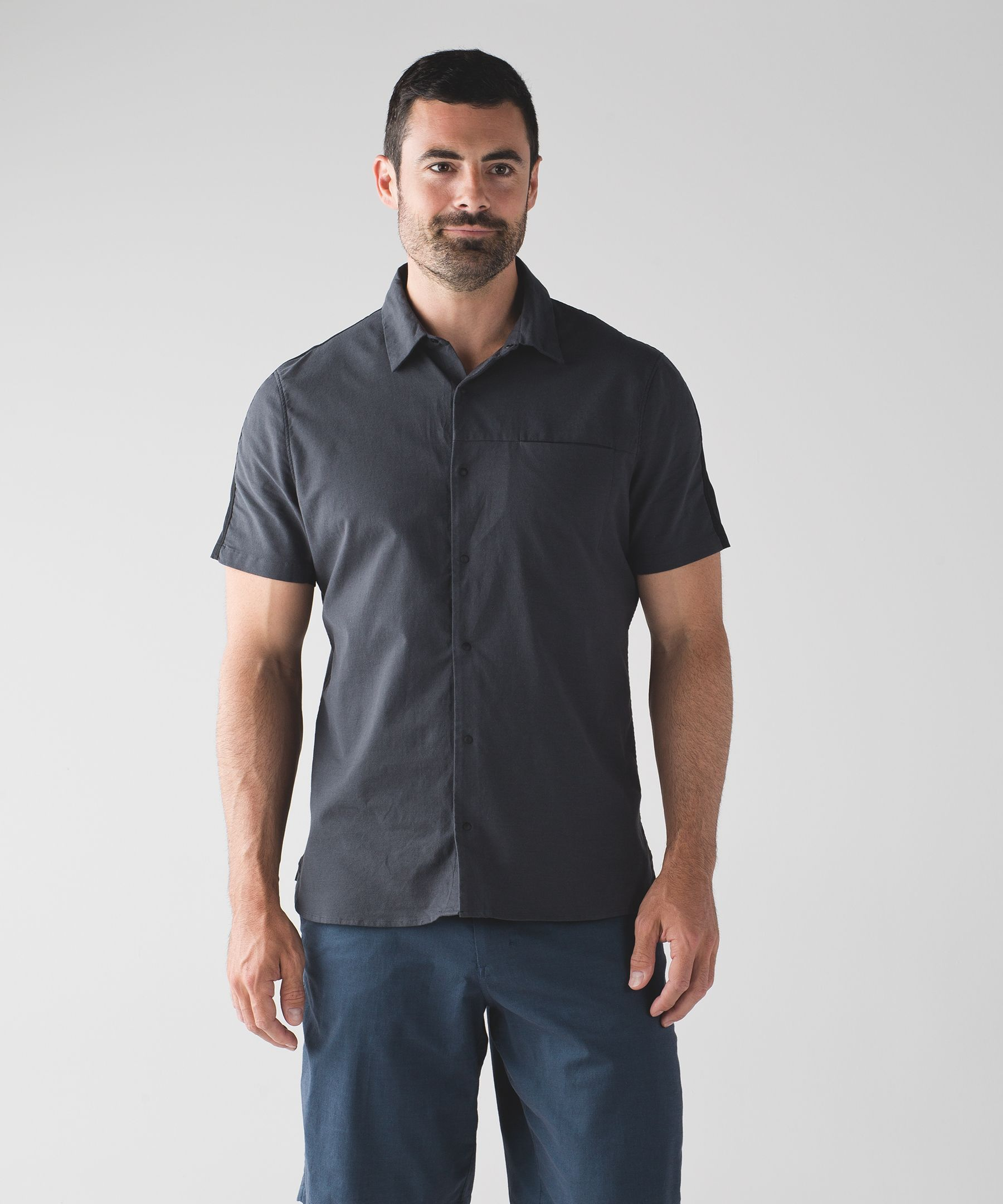 Snap To It Short Sleeve