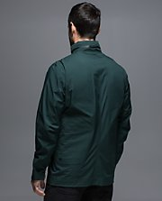 Panelled Warmth Jacket