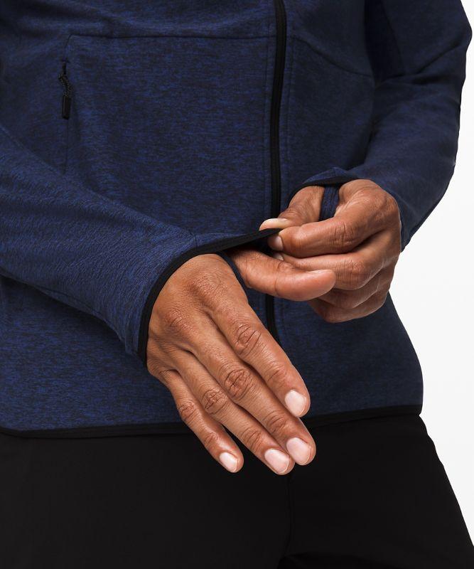 Haut zippé Surge Warm