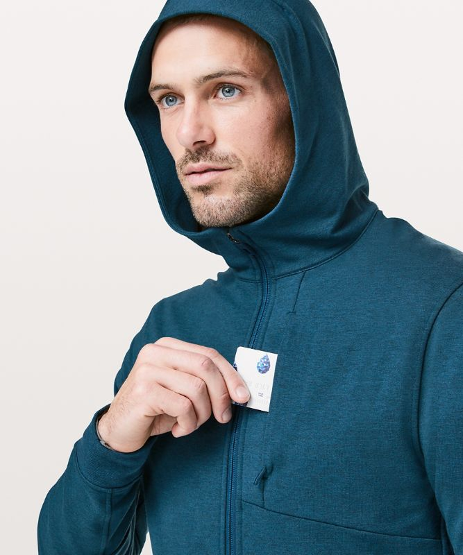 City Sweat Zip Hoodie