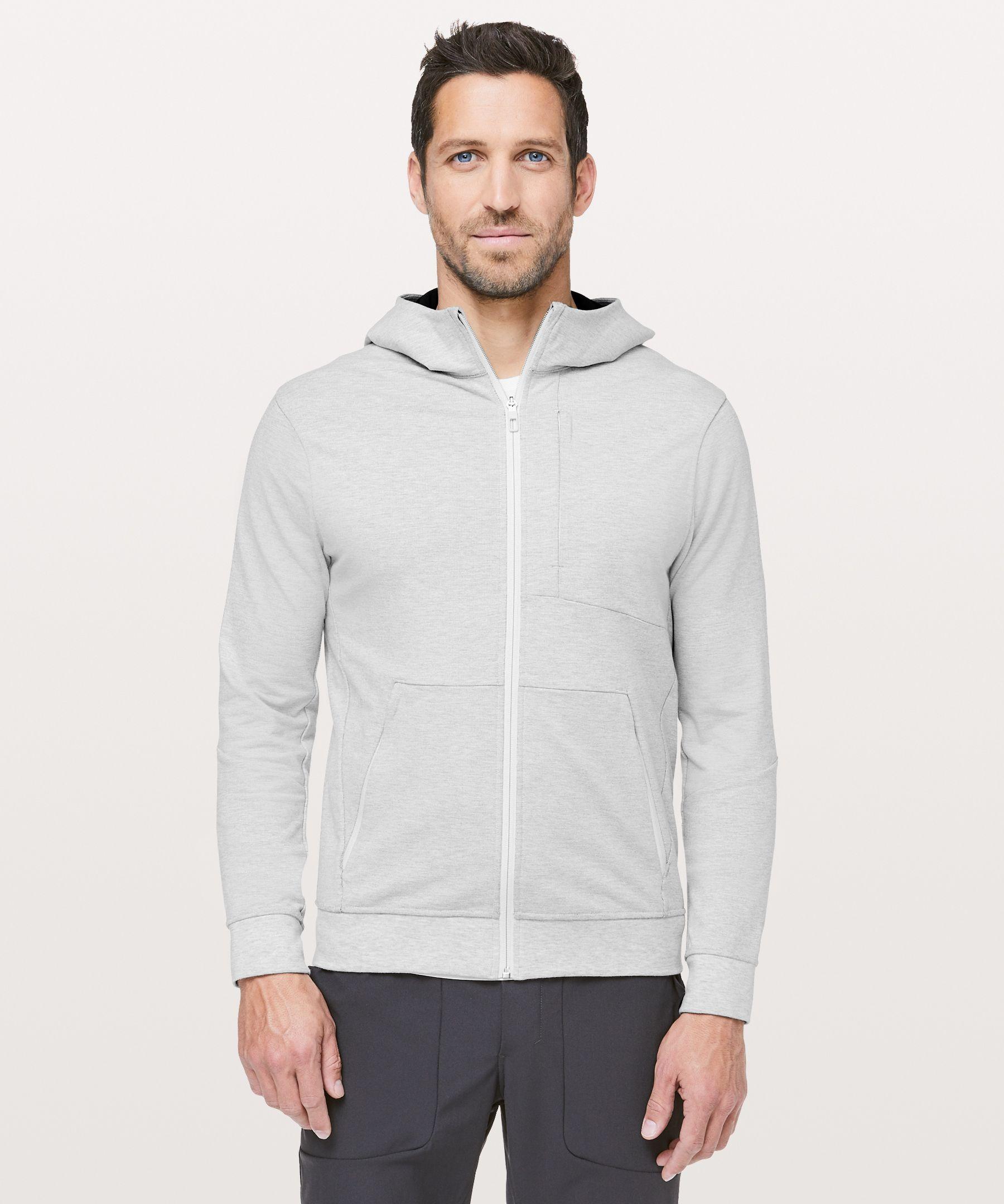 742b42e0f City Sweat Zip Hoodie | Men's Hoodies | lululemon athletica