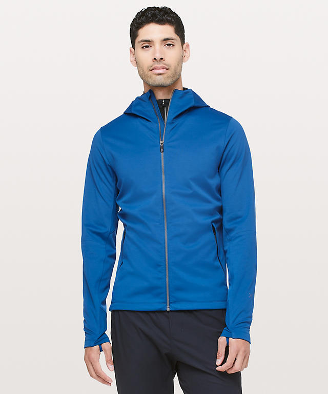 Fleece Back Soft Shell | Men's Jackets + Hoodies | lululemon