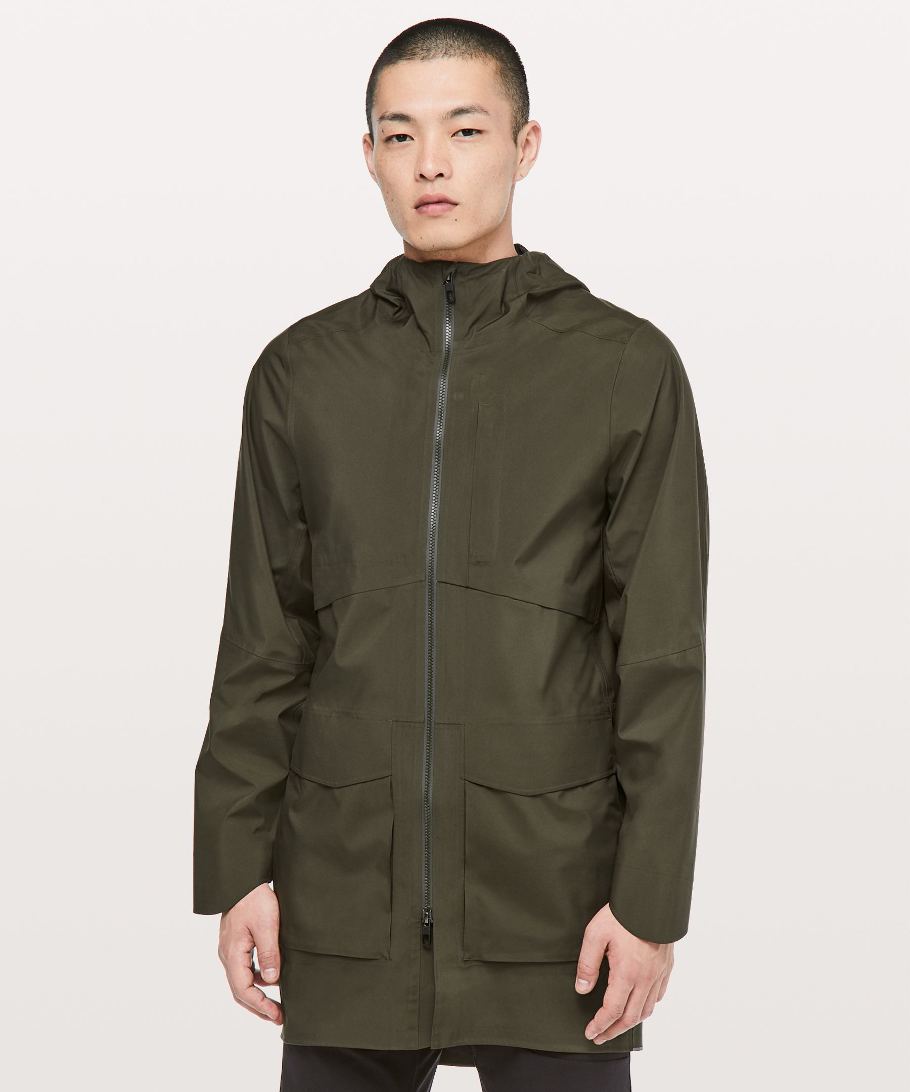 Outpour Parka New by Lululemon