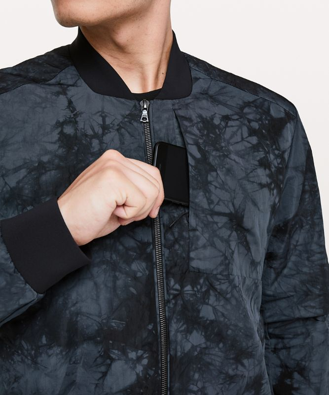 Nexus Bomber - Reversible *lululemon lab