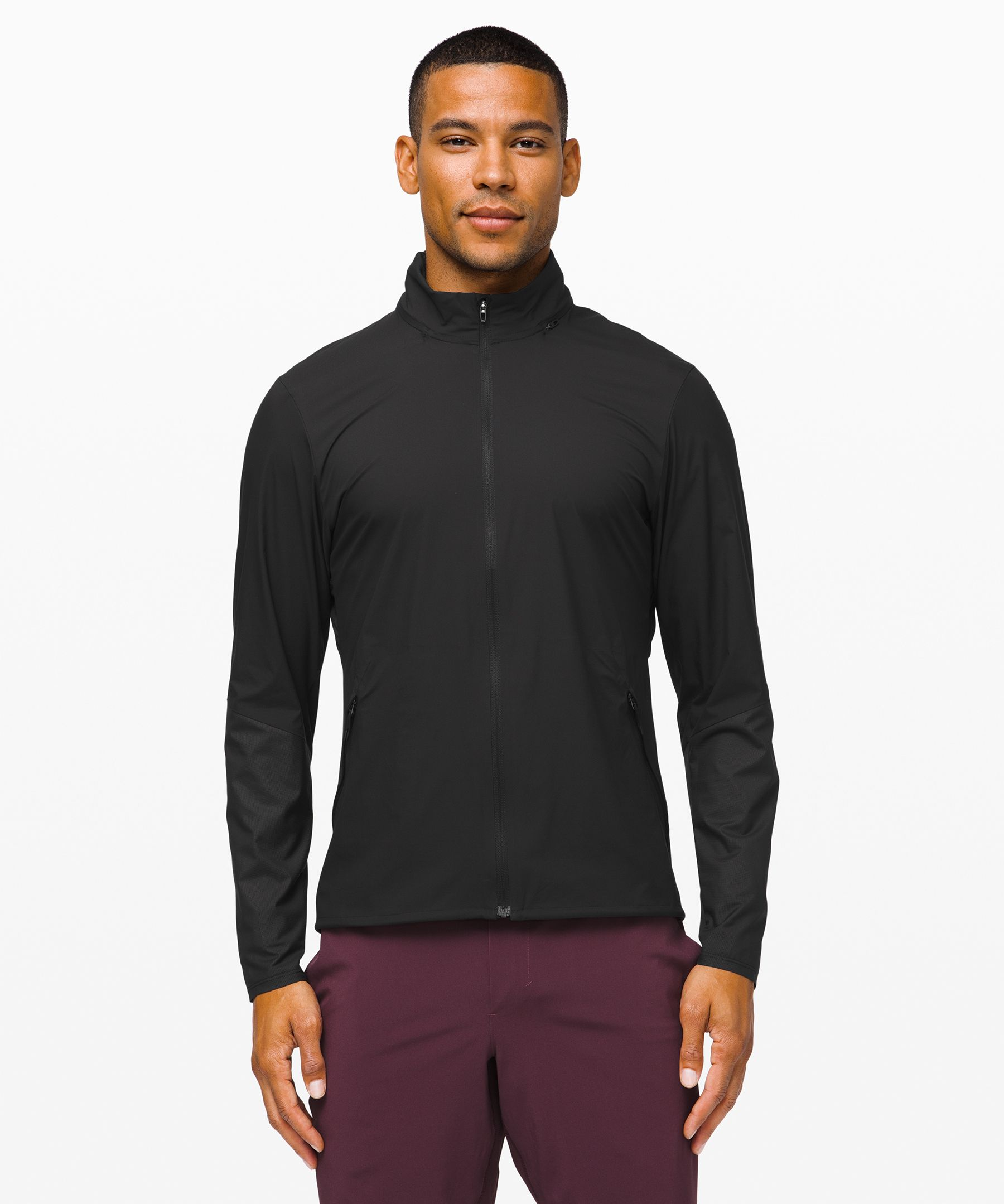 To make it a fair race, you may want to give your goals a head start. Lightweight, water-repellent, and loaded with functional details.