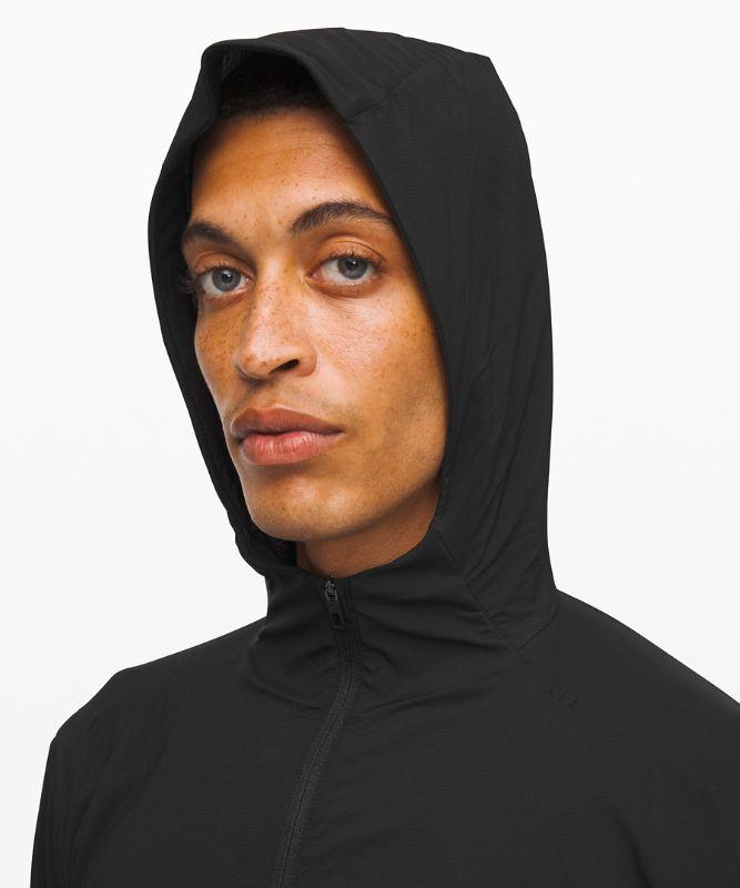 Coquille zippé Surge Warm