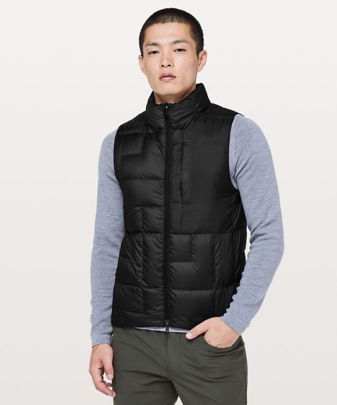 pack It Down Vest - Mr. P