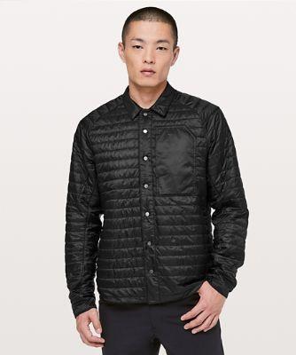 Nexus Shirt Jacket - Reversible *lululemon lab