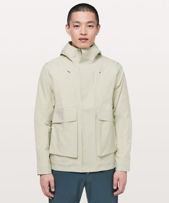 Diffract Cargo Jacket *lululemon lab
