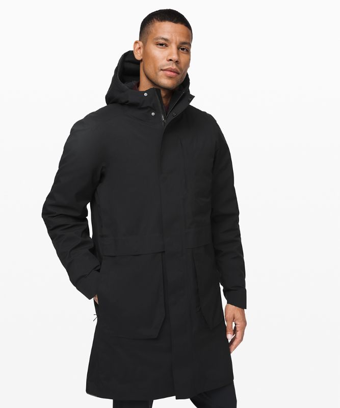 Storm Field 3-in-1 Parka