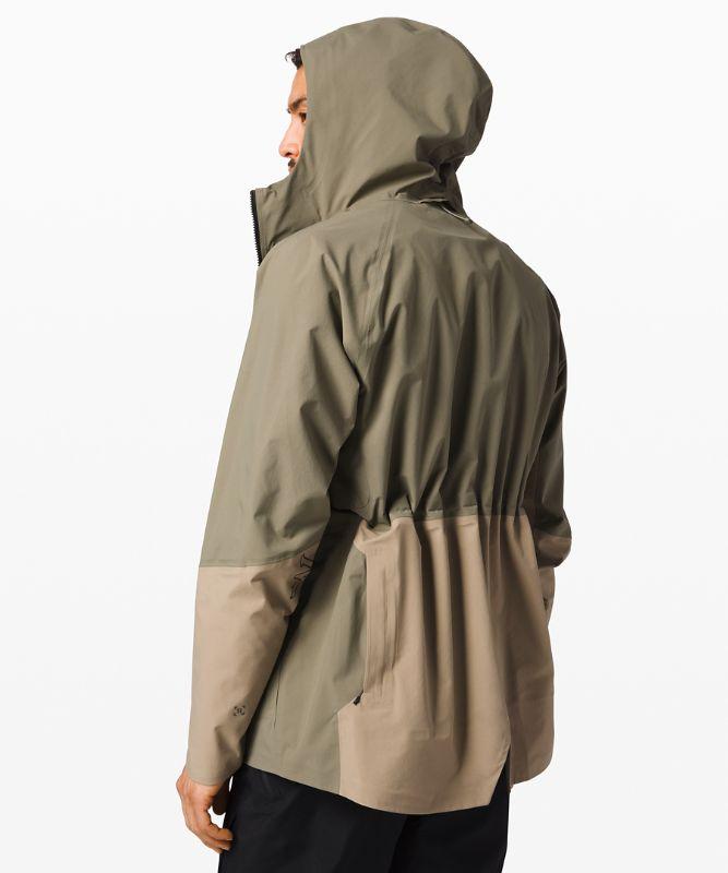 Escape and Explore Rain Jacket