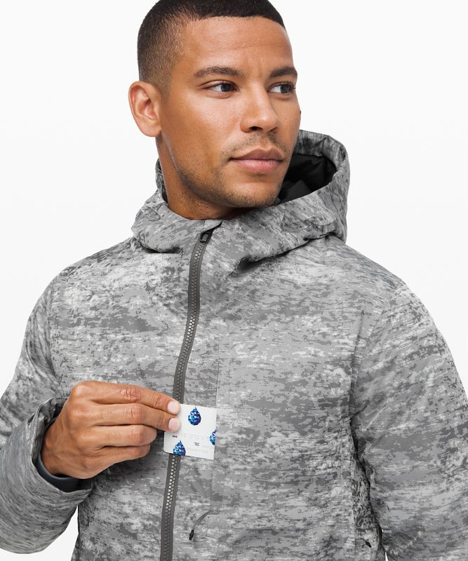 Pinnacle Warmth Jacket *Jacquard