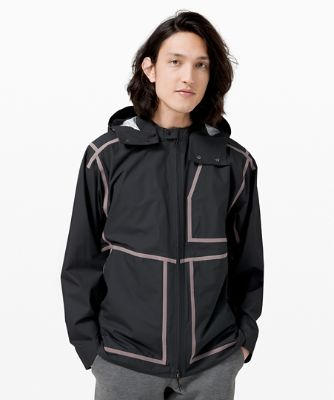 Ashta Rain Jacket *lululemon lab