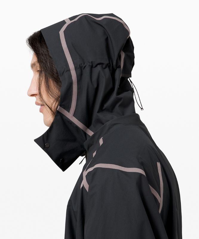 Imperméable Ashta lab