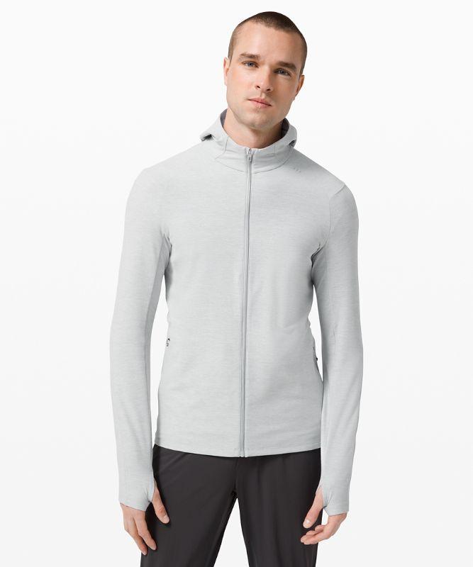 Pull zippé Surge Warm