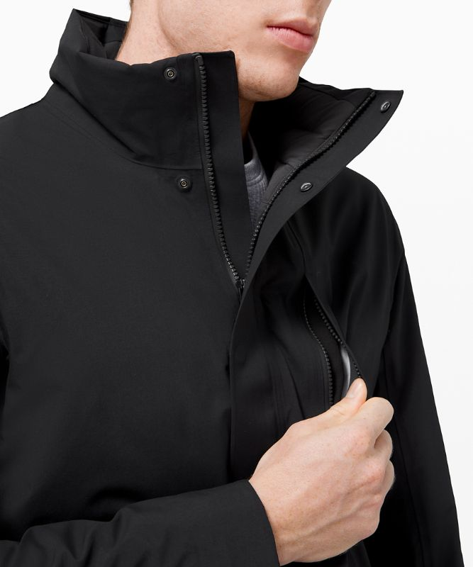 Manteau Storm Break *Isolé