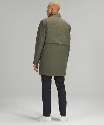 Storm Break Insulated Coat