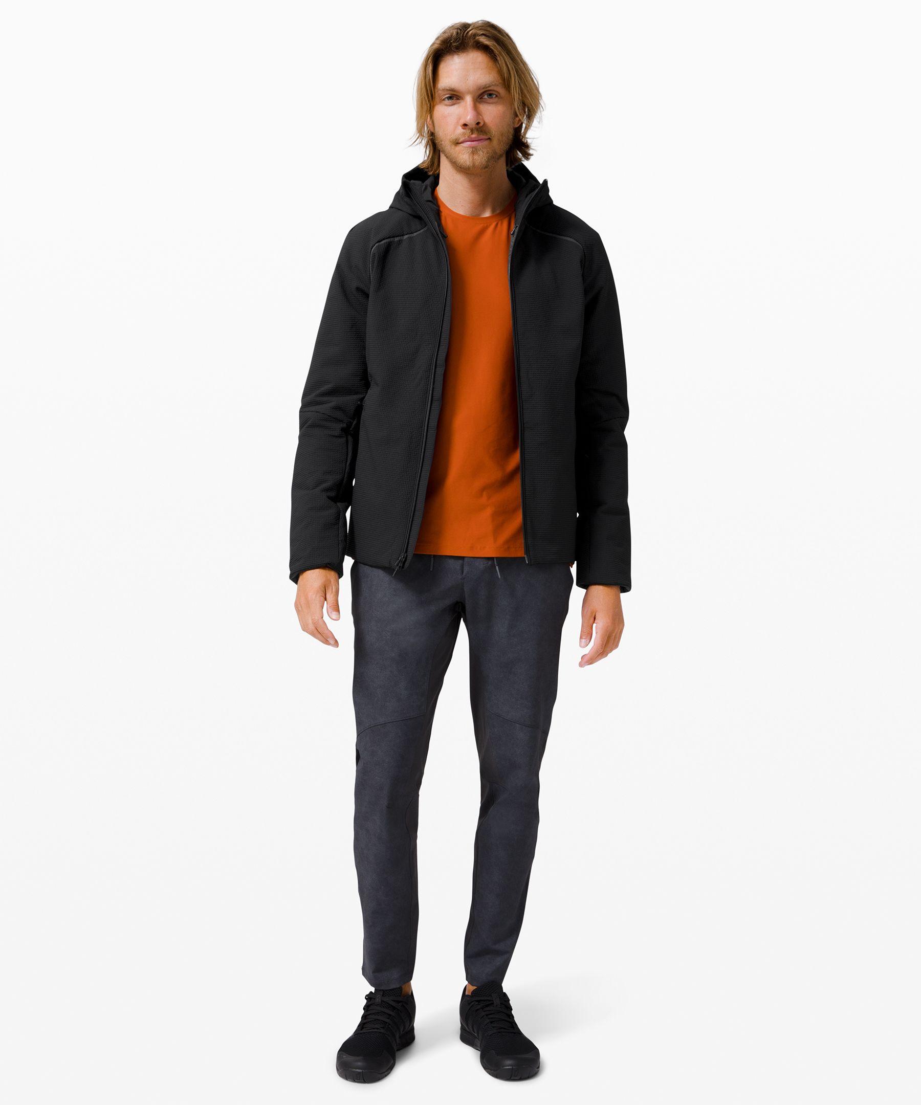 Lululemon Texture Tech Jacket