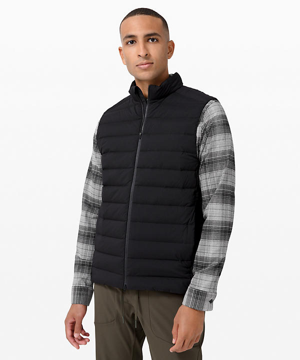 Navigation Stretch Down Vest | Men's Coats & Jackets