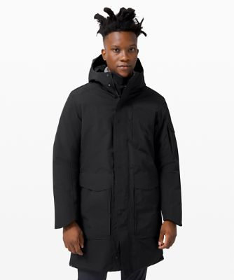 Parka Cold City