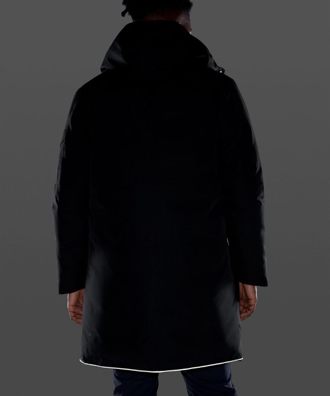 Cold City Parka