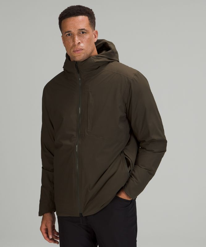 Pinnacle Warmth Jacke