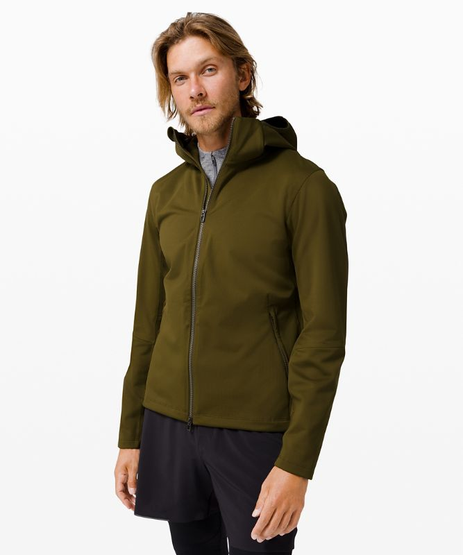 Fleece Back Softshell