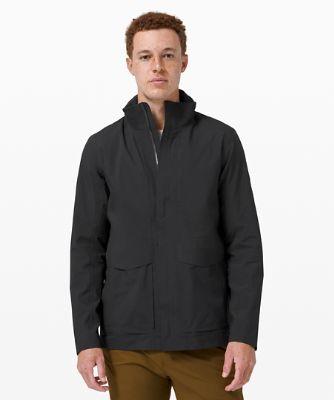 스톰 필드 재킷, BLACK