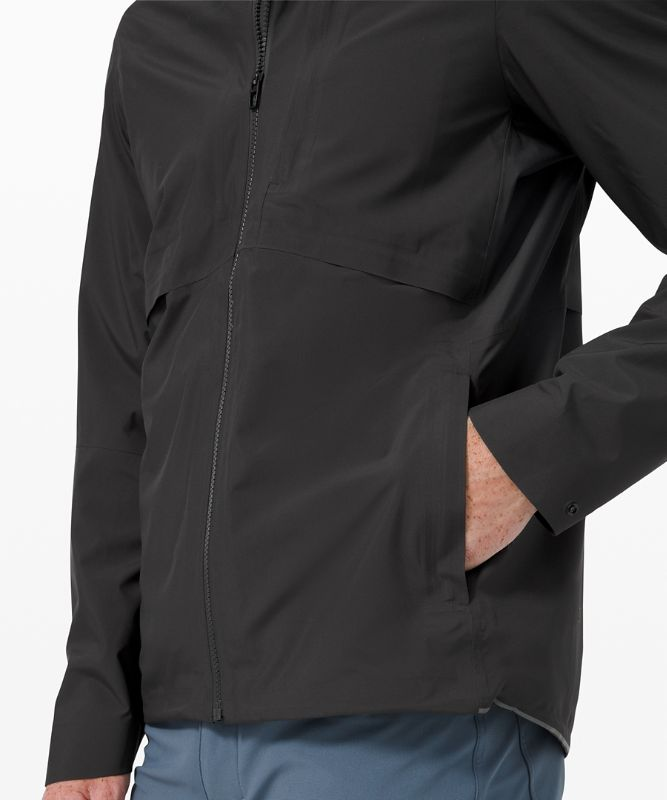 Outpour Shell Jacket